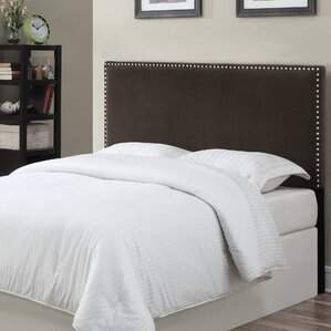 Lambert Upholstered Panel Headboard by Charlton Home®