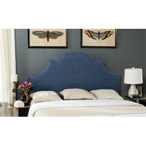 Brookshire Upholstered Panel Headboard by Darby Home Co®