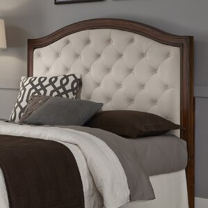 Myra Upholstered Panel Headboard by Darby Home Co®