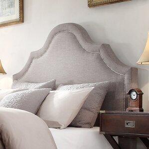 Nais Upholstered Panel Headboard by Lark Manor