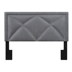 McDormand Upholstered Panel Headboard by Mercer41