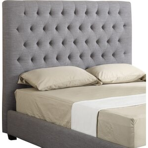 Donovan Upholstered Panel Headboard by Darby Home Co®