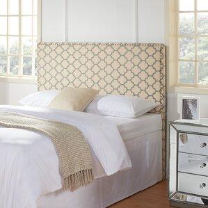 Upholstered Panel Headboard by Alcott Hill®