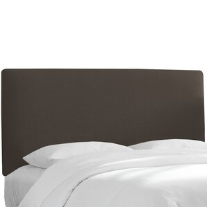 Slipcover Upholstered Panel Headboard by Bungalow Rose