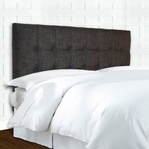 Covington Button Upholstered Panel Headboard by Fashion Bed Group