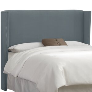 Keeter Upholstered Wingback Headboard by Brayden Studio®