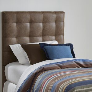 Cedar Twin Upholstered Panel Headboard by Trent Austin Design®