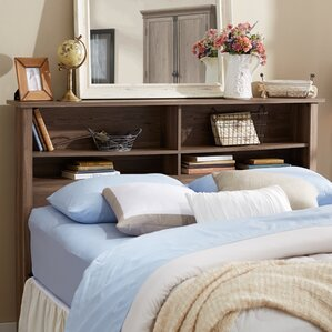 Bookcase Headboard by Andover Mills®