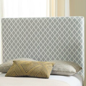 Schaumburg King Upholstered Panel Headboard by Darby Home Co®