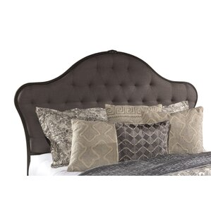 Stoumont Upholstered Panel Headboard by House of Hampton