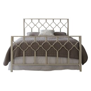 Downey Open-Frame Headboard by Mercer41
