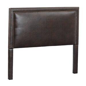 Brookside Upholstered Panel Headboard by Leffler Home