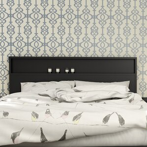 Primo Bookcase Headboard by South Shore