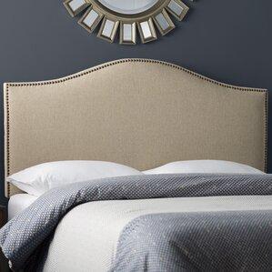 Connie Upholstered Panel Headboard by Brayden Studio®