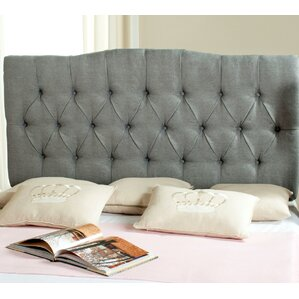 Kendrick Full Upholstered Panel Headboard by One Allium Way®