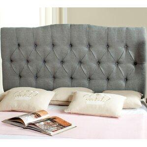 Kendrick Queen Upholstered Panel Headboard by One Allium Way®