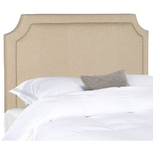 Wellsboro Queen Upholstered Panel Headboard by Darby Home Co®