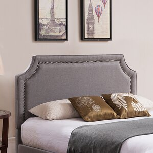 Brantford Upholstered Panel Headboard by Mantua Mfg. Co.