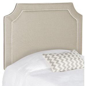 Westwood Upholstered Panel Headboard by Alcott Hill®