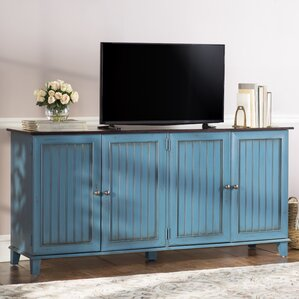 Eclectic Deluxe TV Stand Sideboard by kathy ireland Home by Martin Furniture