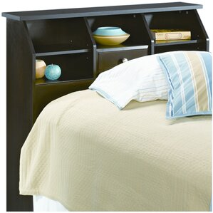 Revere Bookcase Headboard by Andover Mills®
