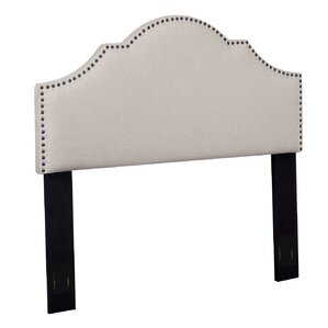Upholstered Panel Headboard by Container