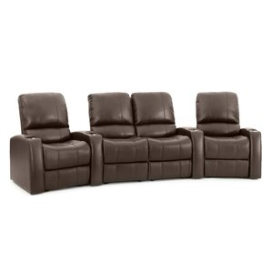 Affordable Price Octane Seating Storm XL850 Home Theater Lounger Row Of 4
