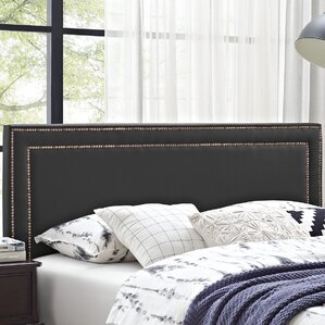 Jessamine Upholstered Panel Headboard by Modway