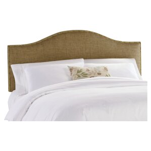 Dodson Nail Button Upholstered Panel Headboard by House of Hampton