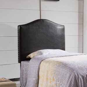 Classic Twin Upholstered Panel Headboard by NOYA USA