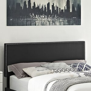 Phoebe Upholstered Panel Headboard by Modway