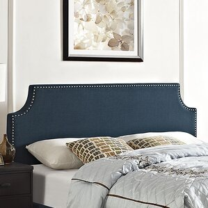 Laura Upholstered Panel Headboard by Modway