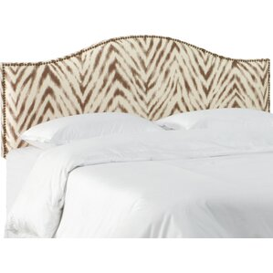 Vivek Upholstered Panel Headboard by World Menagerie