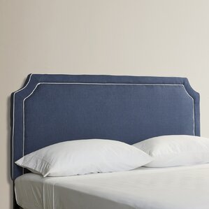 Westwood King Upholstered Panel Headboard by Alcott Hill®