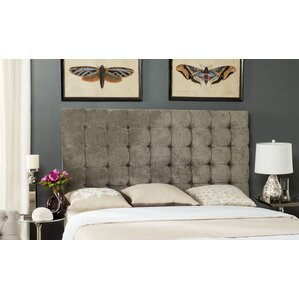 Andrea Woods Upholstered Panel Headboard by Alcott Hill®