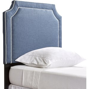 Westwood Twin Upholstered Panel Headboard by Alcott Hill®