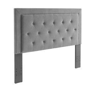 Lasne Upholstered Panel Headboard by Mercer41