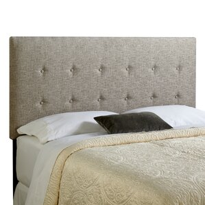 Dublin Upholstered Panel Headboard by Alcott Hill®