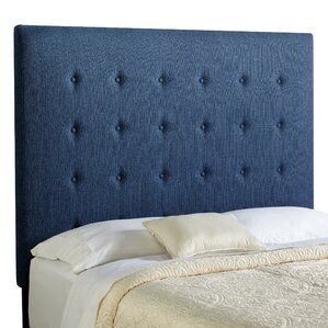 Dublin Upholstered Panel Headboard by Alcott Hill®
