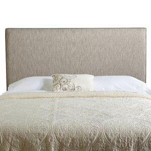 Franklin Square Upholstered Panel Headboard by Brayden Studio®