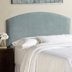 Kara Upholstered Panel Headboard by House of Hampton