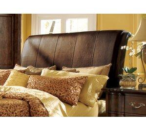 Belmont Upholstered Sleigh Headboard by Bernhardt