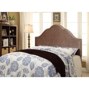 Laubach Upholstered Panel Headboard by House of Hampton