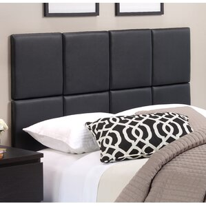 Chestercot Tile Upholstered Panel Headboard by Hazelwood Home