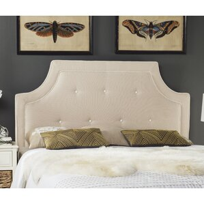 Ottoville Upholstered Panel Headboard by Alcott Hill®