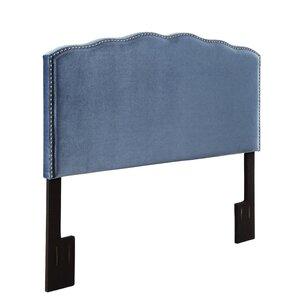 Bicknell Upholstered Panel Headboard by Alcott Hill®