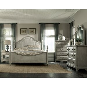 Chelmscote Panel Headboard by Darby Home Co®