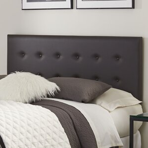 Chilcompton Upholstered Panel Headboard by Mercury Row®