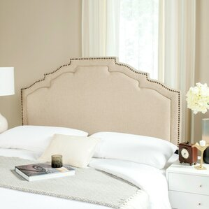 Parsonsfield Upholstered Panel Headboard by Darby Home Co®