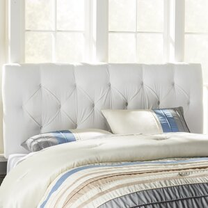Plattekill Upholstered Panel Headboard by Three Posts